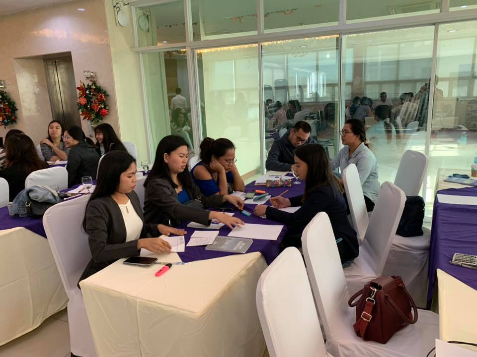 Hr Boot Camp Batch 6 - Cebu Batch 2